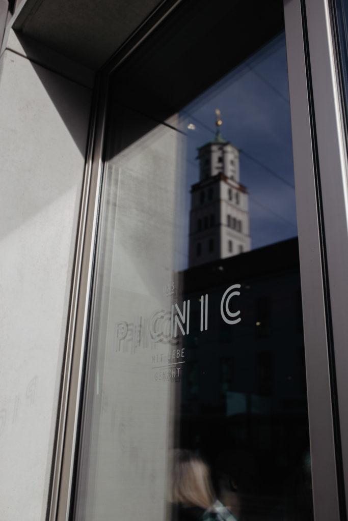 Mittagessen im Picnic Augsburg