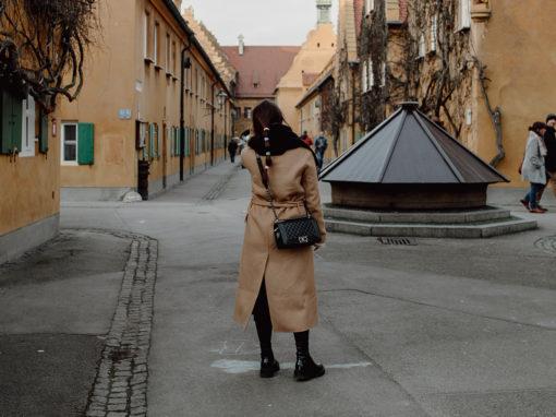 Tagesausflug nach Augsburg