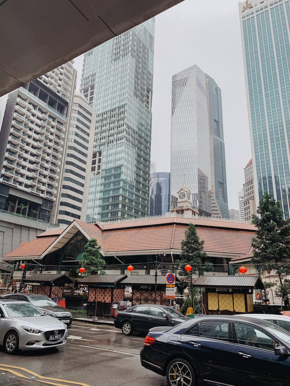 Die besten Hawker in Singapur: Der Lau Pa Sat Food Court // Pieces of Mariposa - Lifestyle Blog aus Nürnberg