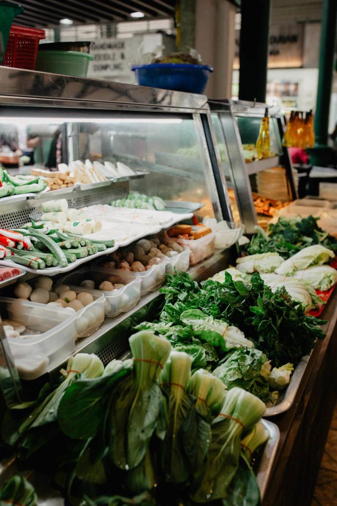 Die besten Hawker in Singapur: Der Lau Pa Sat Food Court