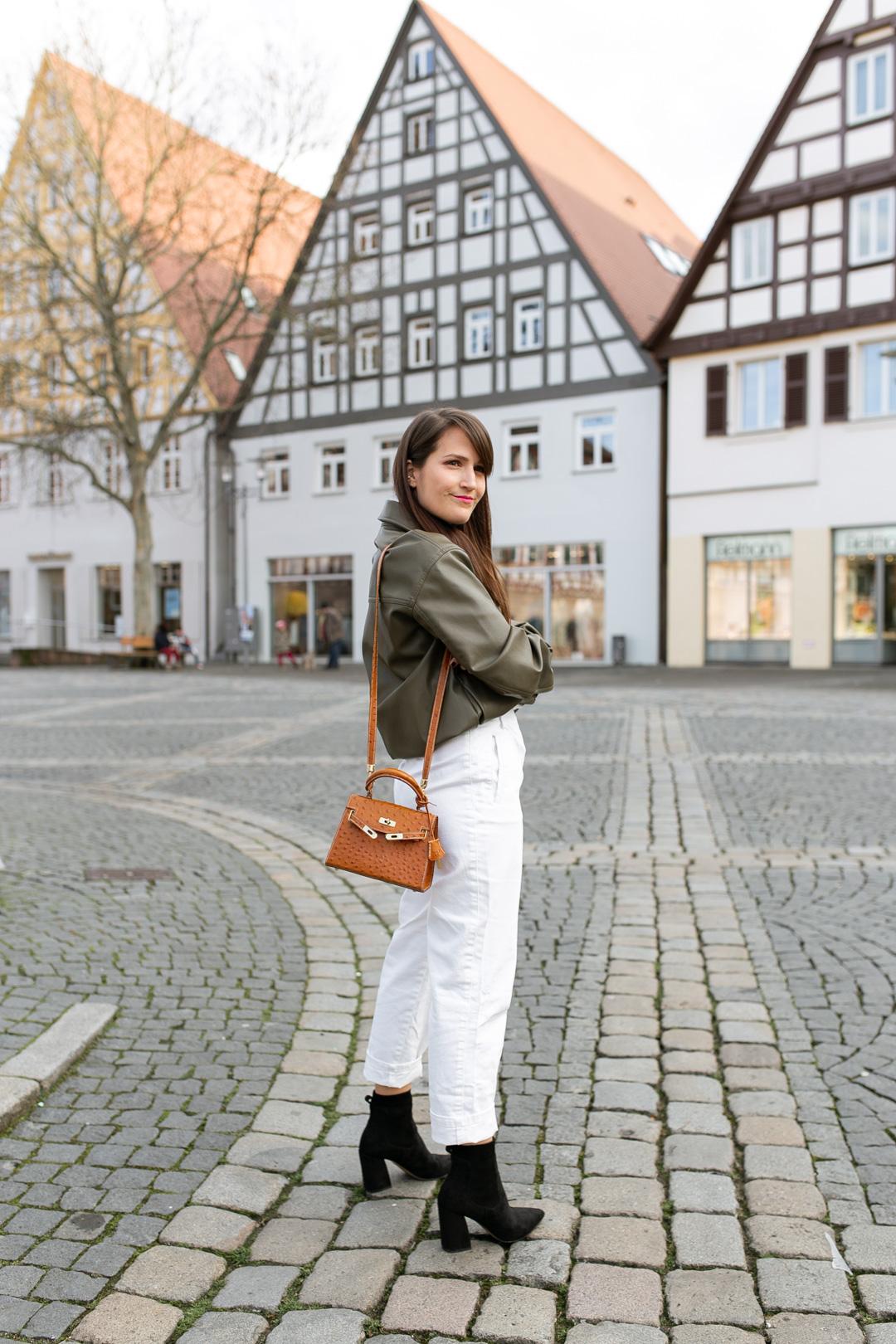 Lederhemd stylen - Pieces of Mariposa / Fashion & Lifestyle Blog aus Nürnberg