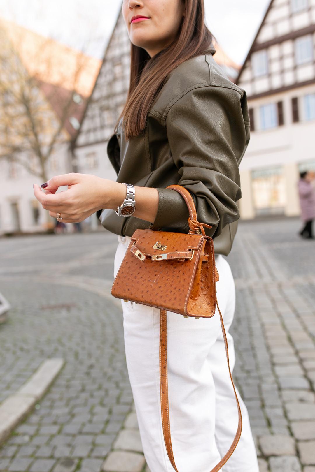 Fashion Trend Fake Leder - Pieces of Mariposa / Fashion & Lifestyle Blog aus Nürnberg
