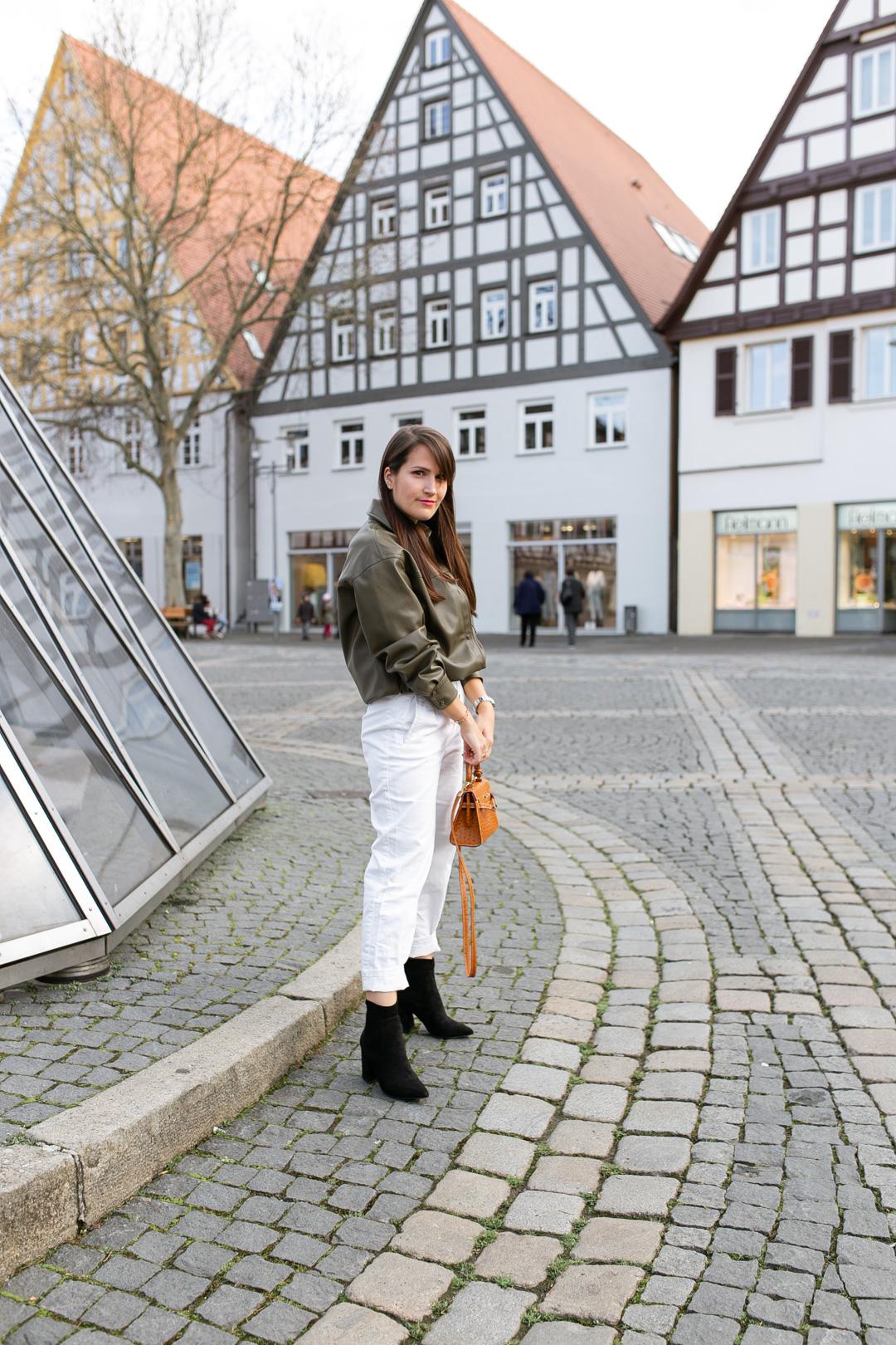 Fashion Trend Leder - Pieces of Mariposa / Fashion & Lifestyle Blog aus Nürnberg