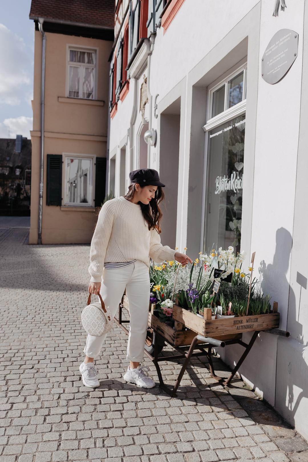#supportyourlocal Schwabach – BlütenReich Schwabach // Pieces of Mariposa