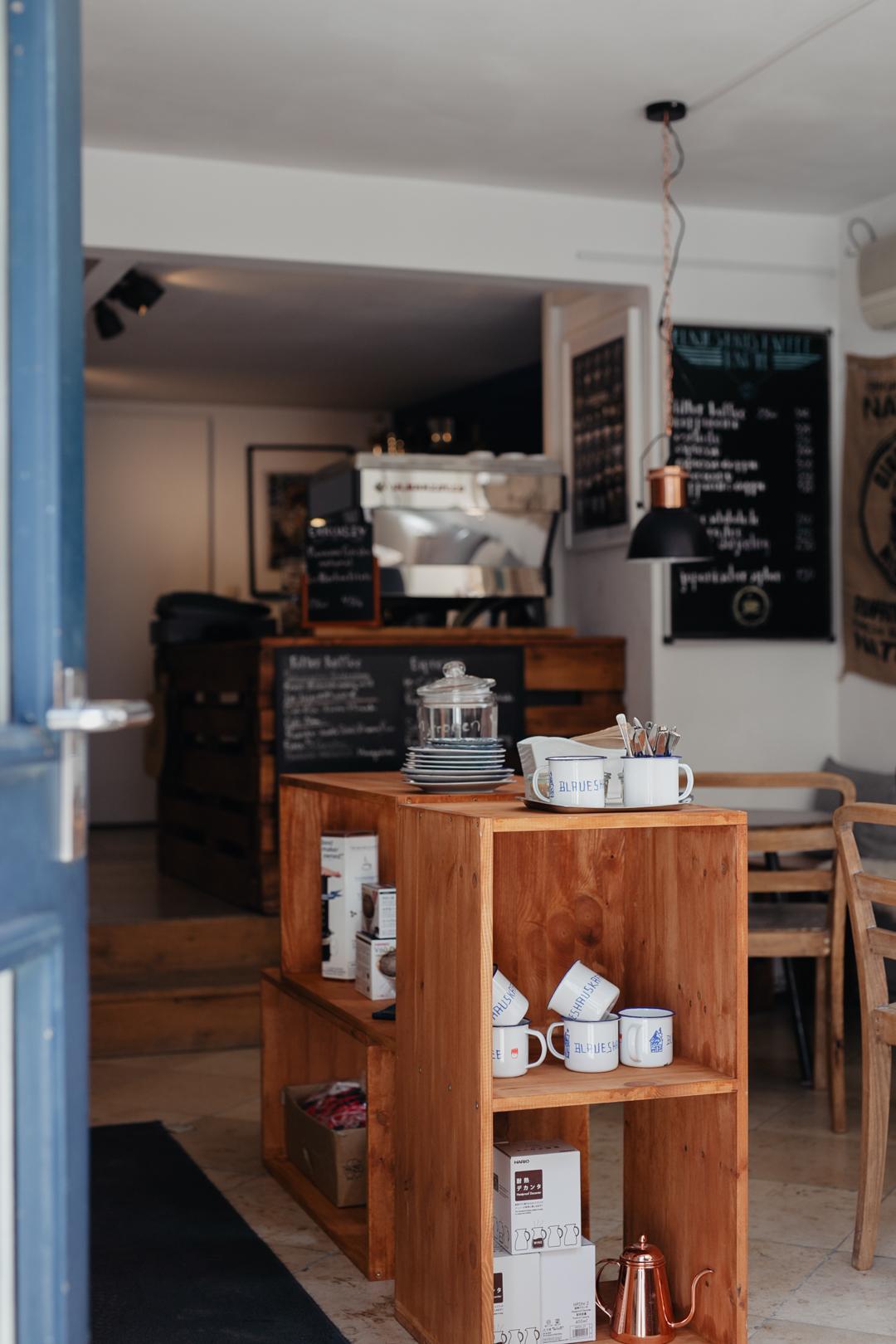 #supportyourlocal Schwabach – Blaues Haus Kaffee // Pieces of Mariposa