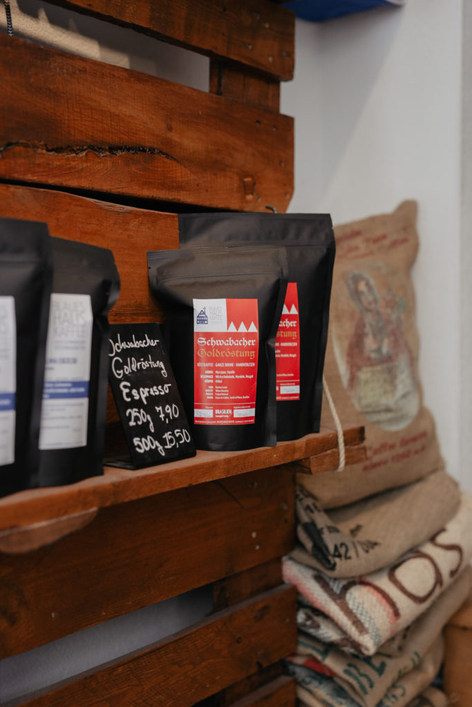 Support Your Local Schwabach – Blaues Haus Kaffee