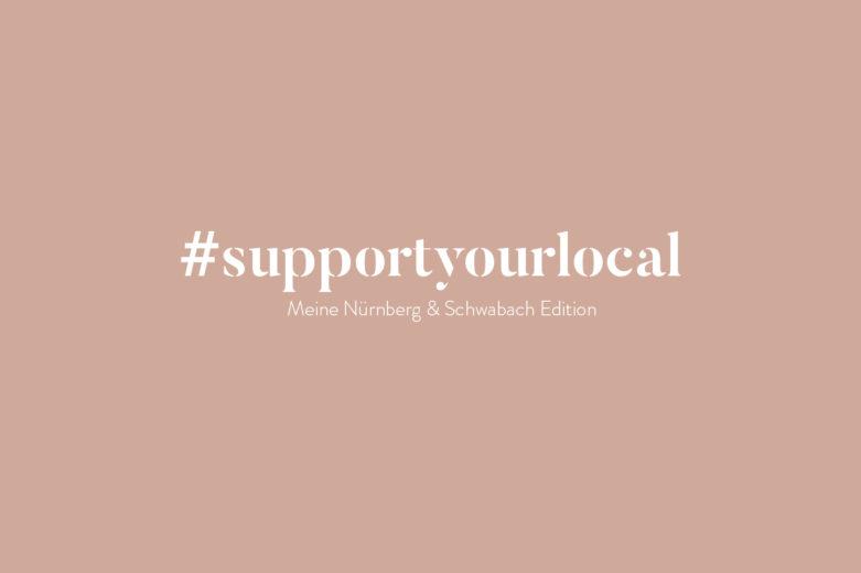 Support Your Local Schwabach – Läden die es jetzt zu unterstützen lohnt