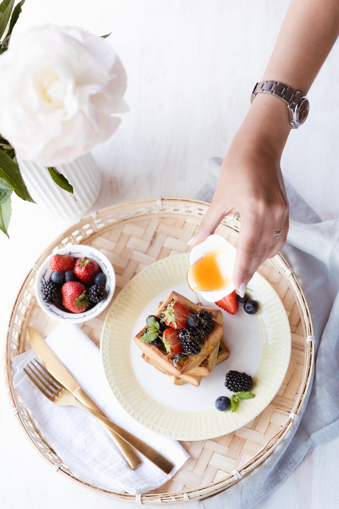 Gesunde Frühstücksideen - Pieces of Mariposa