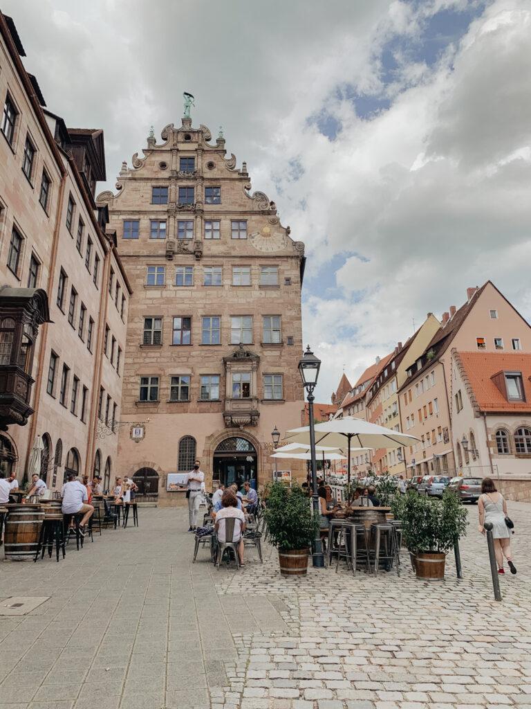 Juli Vlog: Sommer in Nürnberg und Blick auf das Fembo-Haus