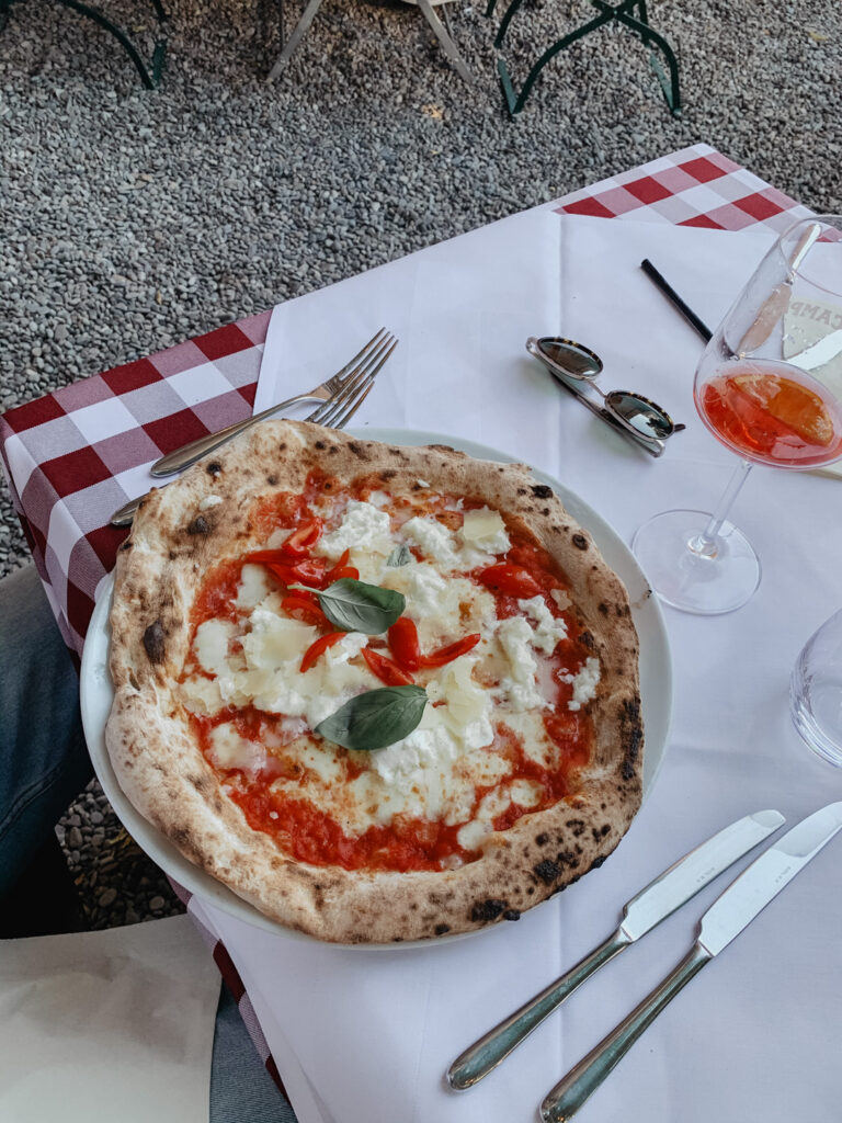 Juli Vlog: Neapolitanische Pizza in Nürnberg bei Falco