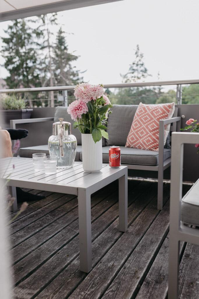 Balkonien 2020 – Unser Balkon im Loft